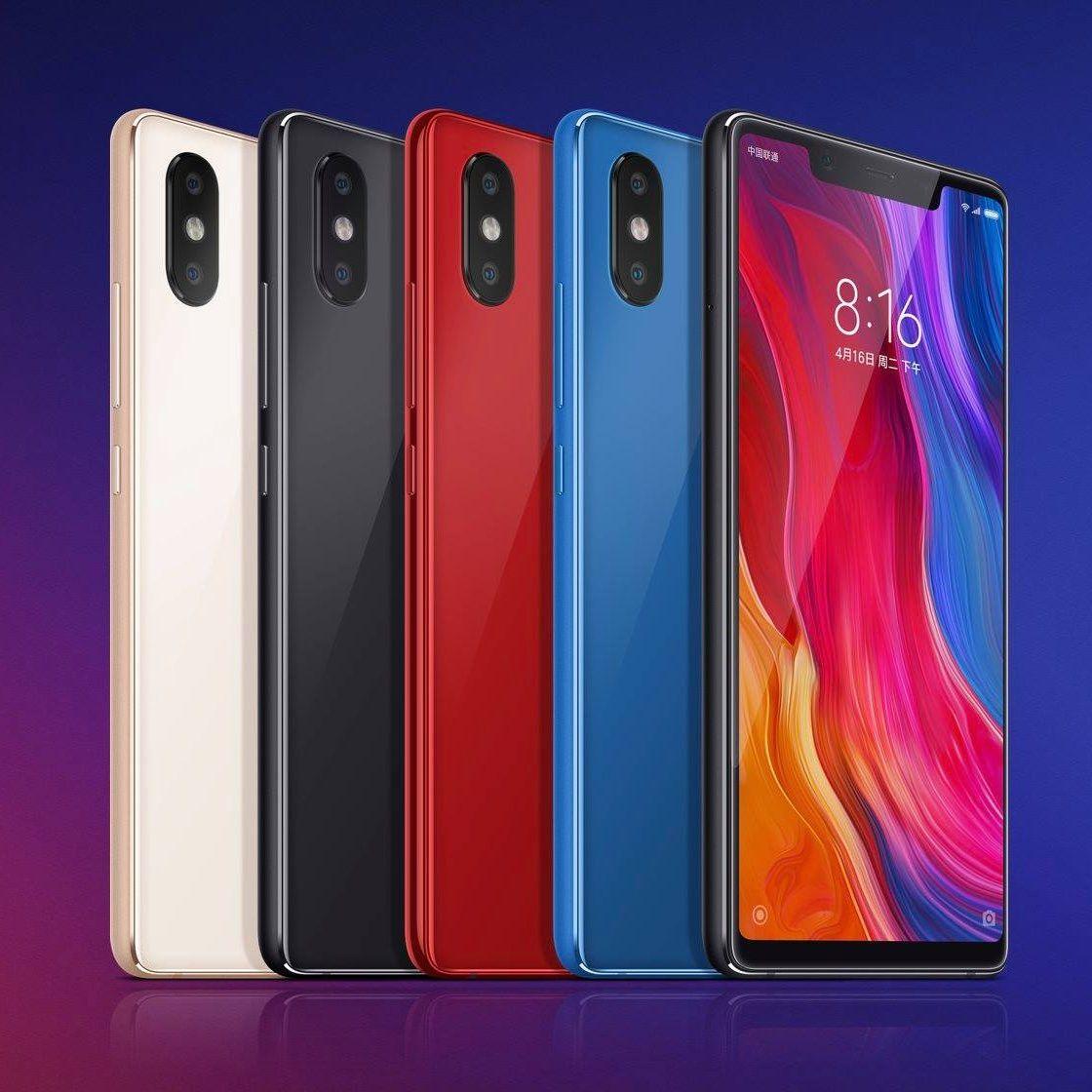 Xiaomi Mi 8 SE für 248,18€ inkl. Versand
