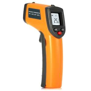 GS320 Digitales Infrarot-Thermometer