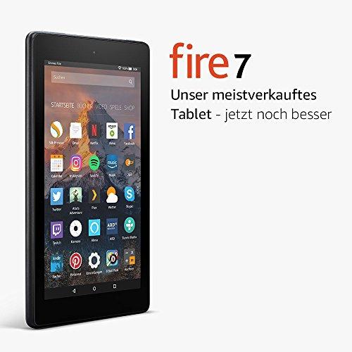 Amazon PRIME - Fire 7-Tablet Zertifiziert und generalüberholt 17,7 cm (7 Zoll) Display 8 GB - 8 Zoll & 10 Zoll zu anderen Preisen auch möglich!