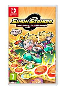 Sushi Striker: The Way of the Sushido (Nintendo Switch)