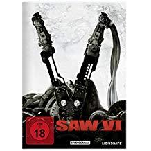 Saw 6 (Blu-ray) für 4€ inkl. Versand (Media Markt)