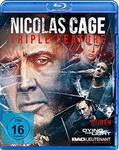 Nicolas Cage Triple Feature (Blu-ray) für 5,99€ (Amazon Prime & Media Markt)