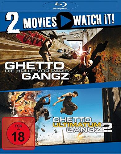 Ghettogangz - Die Hölle vor Paris & Ghettogangz 2 - Ultimatum (Doppelset Blu-ray) für 6,99€ (Amazon)