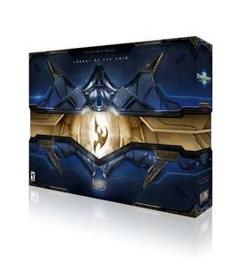 StarCraft II: Legacy of the Void Collector's Edition (PC/Mac) für 36,50€ (Coolshop)