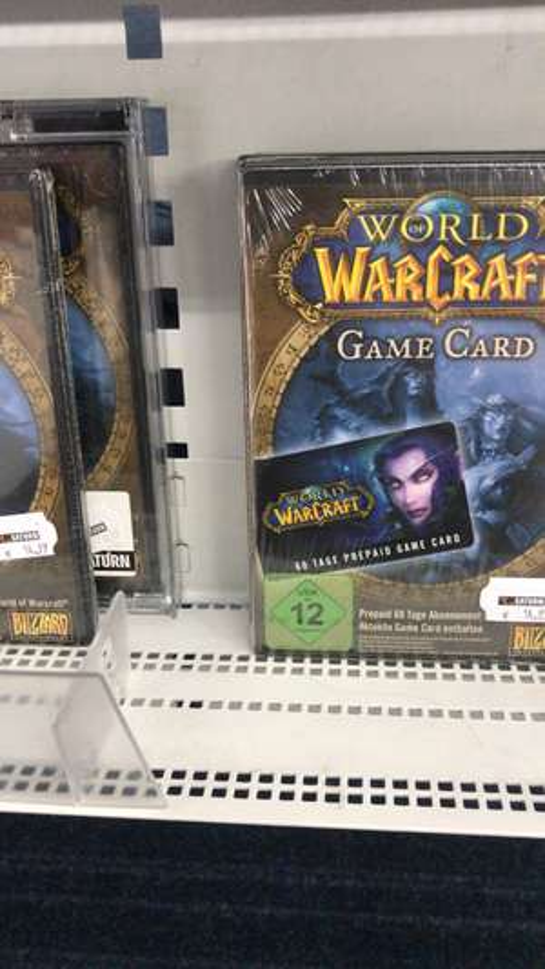 (Saturn Lokal? Köln, alle) World of Warcraft - 60 Tage für nur 14,99€