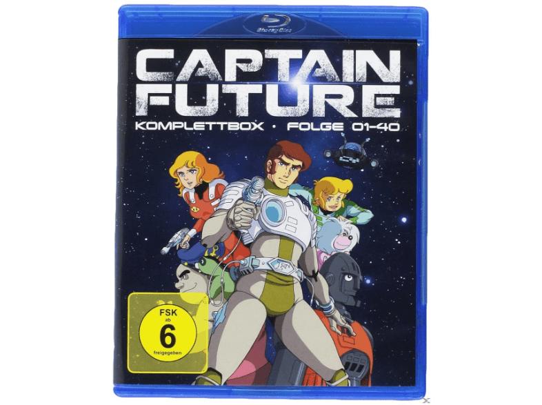 Ein paar DVD- und Blu-ray-Angebote bei Media Markt, z.B. Captain Future Komplettbox [Blu-ray] für 49€ oder Doctor Who Staffel 1&2 [Blu-ray] für je 33€