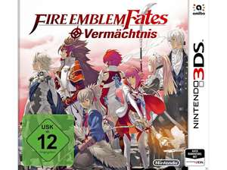 Fire Emblem Fates: Vermächtnis (Nintendo 3DS) für 13€ inkl. Versand (Media Markt)
