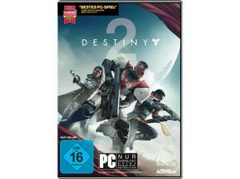 Destiny 2 (PC) für 12€ inkl. Versand (Media Markt)