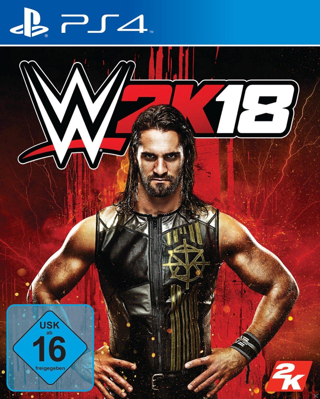 WWE 2K18 (PS4) für 15€ versandkostenfrei (Media Markt & Amazon Prime)