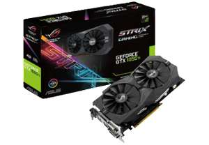 Asus ROG STRIX-GTX1050TI 4GB bei Media Markt