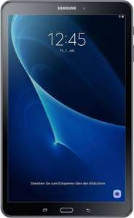 Android-Tablet Samsung Galaxy Tab A 10.1 T580 16GB schwarz (SM-T580NZKA BTU, 2016)