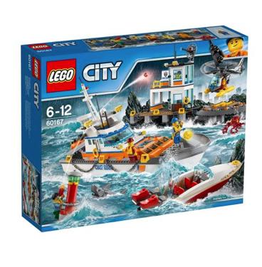 LEGO City - Küstenwachzentrum (60167) inkl. VSK aus Österreich