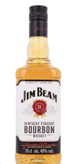[Rakuten Masterpass] Jim Beam - 5 Flaschen für 35 Euro - Vorräte auffüllen !!!