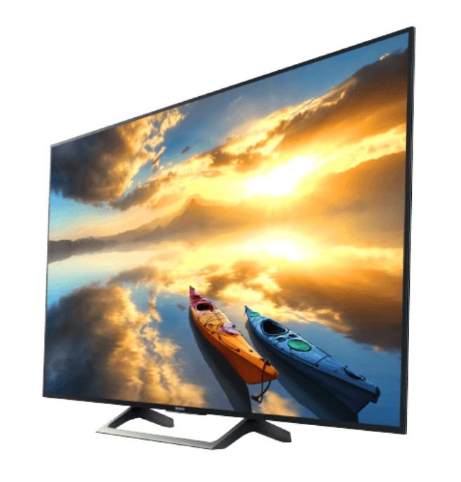 Sony KD-55XE7005 139.7 cm 55 Zoll Klasse 138.8 54.6 sichtbar BRAVIA XE7005 Series LED-TV Smart TV 4K UHD 2160p HDR kantenbeleuchtet Frame Dimming Schwarz [auch im eBay-Shop]