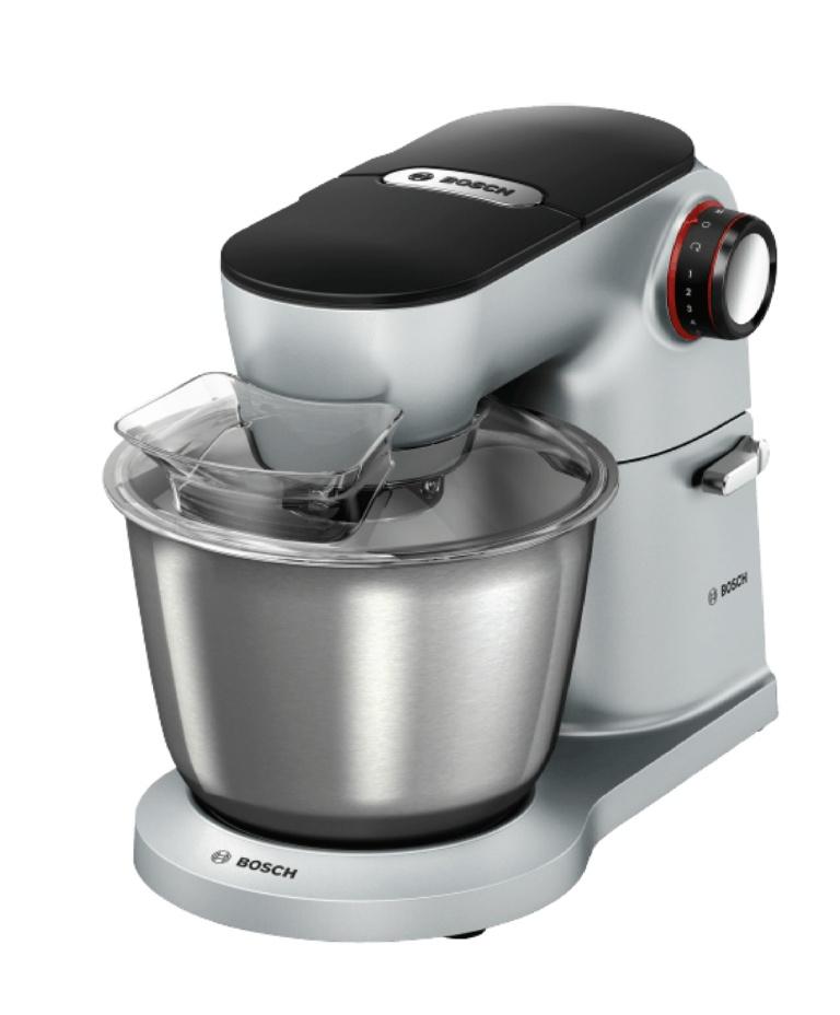 Bosch MUM9A32S00 1200W 5.5l Schwarz - Silber - Edelstahl Küchenmaschine [auch im eBay-Shop]