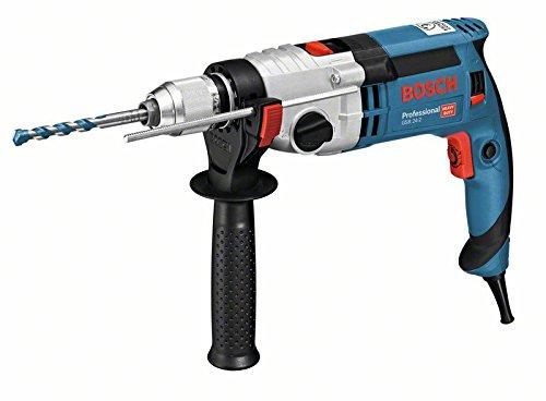 Bosch Professional Schlagbohrmaschine GSB 24-2 (1100 Watt, Max. Drehmoment: 40/14,5 min-1, mit L-Case)