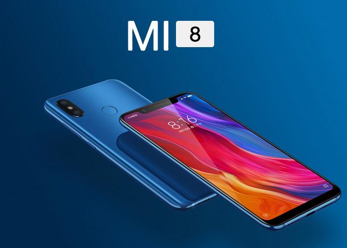 Xiaomi Mi8 - 6GB/64GB für 432€ bzw 427€ / Xiaomi Mi 8 SE 292€ bzw. 287€