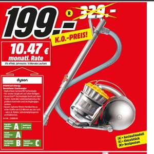 Dyson Ball Allergy [Lokal Media Markt Dortmund]