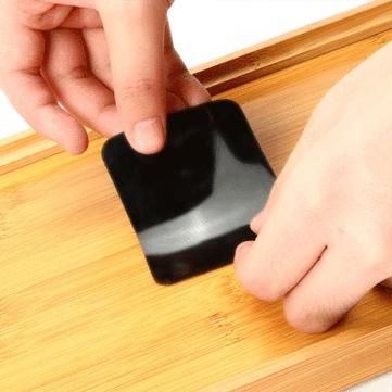 Honana HN-CH014 Klebrige Gel-Zellen-Auflage-Antibeleg-Telefon-Auflagen-Küche-Badezimmer-Haus-Auto-Telefon-Halter