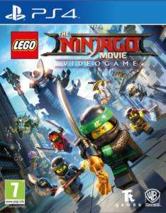 The Lego Ninjago Movie Videogame (PS4) für 18,26€ (Base.com)