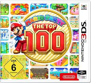 Mario Party: The Top 100 (3DS) für 22€ (Amazon Prime & Müller)