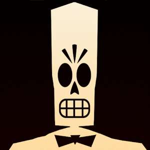 Grim Fandango, The Cave und Broken Age auf Google Play (Android / GPlay / Apple AppStore) plus Day of the Tentacle & Full Throttle für iOS