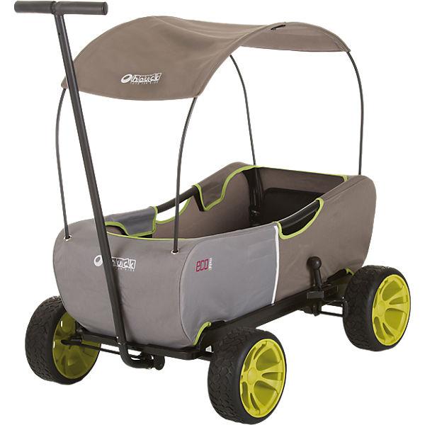 Hauck Eco Mobil Bollerwagen für Strand geeignet