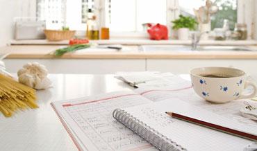 Mein Haushaltsbuch - Der kostenlose Haushaltsplan der Sparkasse