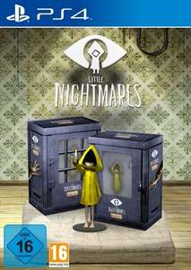 LITTLE NIGHTMARES - Six Edition (PS4, PC, Xbox One)