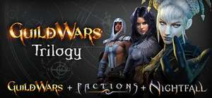 [Steam] Guild Wars Trilogy (Prophecies, Factions, Nightfall)