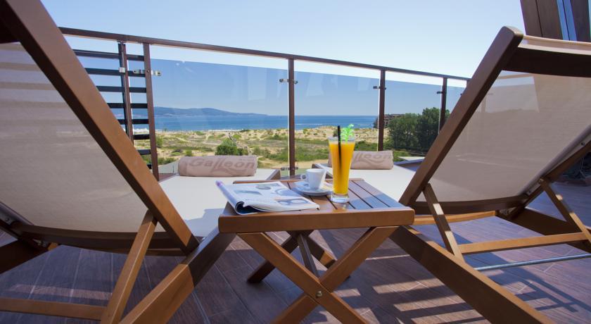 Eine Woche Sonnenstrand (Bulgarien) im guten 5*Hotel inklusive Flug ab 184€ p.P. (Sep-Okt)