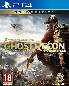 Tom Clancy's Ghost Recon: Wildlands Gold Edition (PS4)