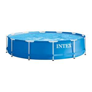 (LOKAL? Aldi Berlin-Kladow) Intex Familien Swimming Pool 366x84cm