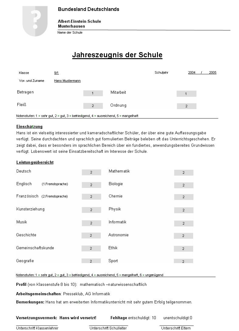 Sammlung Zeugnisaktionen in Berlin und Brandenburg