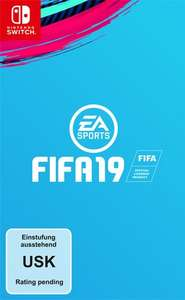 [Rakuten] FIFA 19 - Nintendo Switch via Masterpass für 37,99€