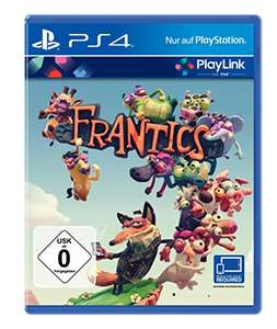 [Amazon Prime/Gamestop] - Frantics PS4 PlayLink - PrimeDay Preis