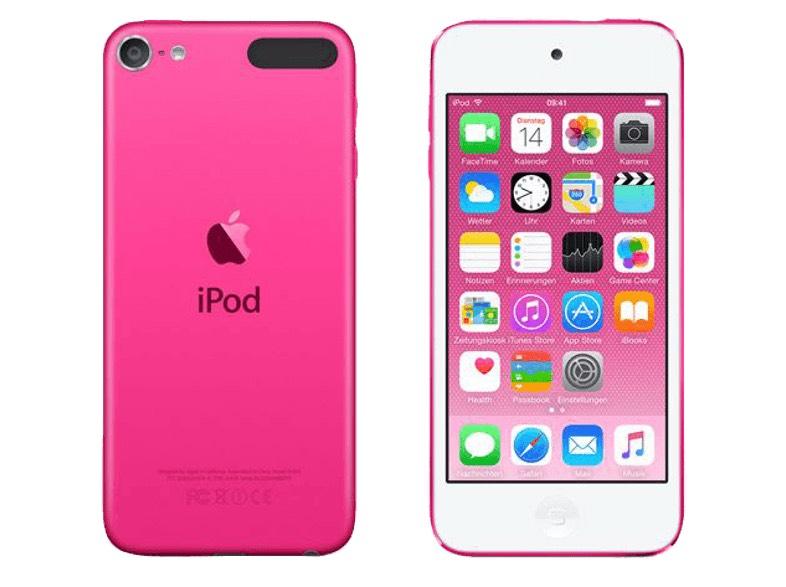 [lokal] MM Berlin Wedding: Apple iPod touch 6th gen 32GB in pink für 150€ statt 196€
