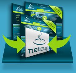 netcup: 30 Euro Wechselrabatt für Webhosting, vServer, Root-Server, Domains