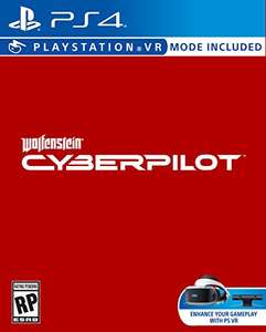Wolfenstein: Cyberpilot VR - PlayStation 4 für 21,46€ (Amazon.com)
