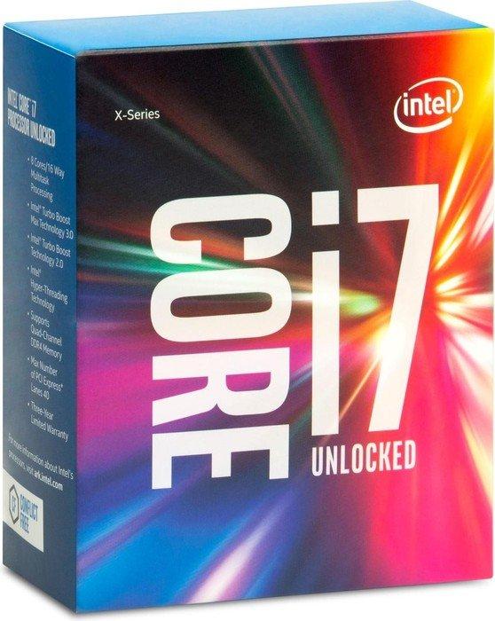 """Broadwell CPU Intel Core i7-6850K, 6x 3.60GHz """"in 2-5 Wochen verfügbar"""" - Nischendeal für Sockel 2011/Chipsatz X99"""
