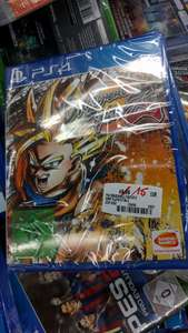 [MM Bremen Waterfront] Dragon Ball Fighter Z PS4 für 15€