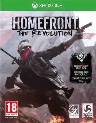 Homefront: The Revolution Day One Edition inkl. Revolutionary Spirit Pack DLC (Xbox One) für 5,50€ (ShopTo)