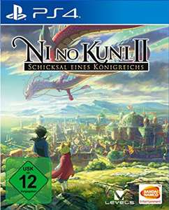 [Lokal Media Markt Alzey] Ni No Kuni II PS4 für 9€