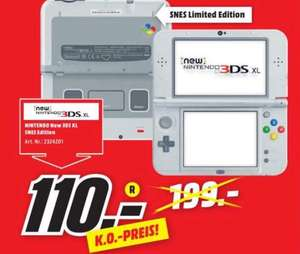 [Lokal Dietzenbach] New Nintendo 3ds XL SNES Edition