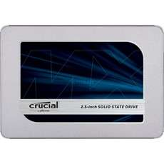 Crucial MX500 500 GB SATA SSD mit [Masterpass] bei Alternate: 81,05 €