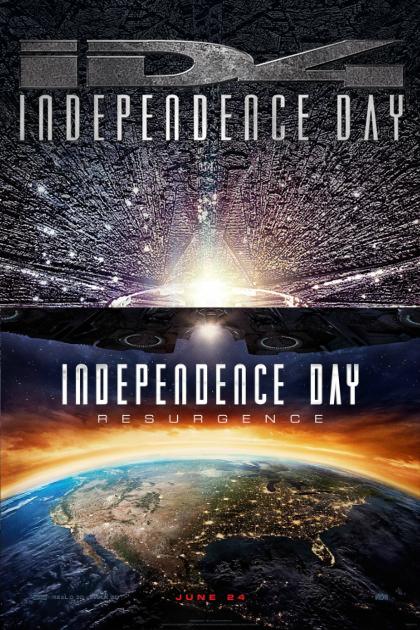 [4K] | [HDR] Independence Day und Independence Day: Wiederkehr für je 3,99 @iTunes Store