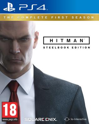 Hitman: Die Komplette erste Season Steelbook Edition (PS4) für 22,55€ (ShopTo)