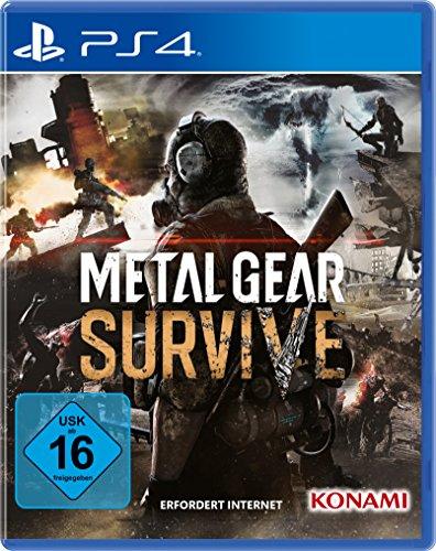 Metal Gear Survive (PS4/Xbox One) für 15€ (Saturn)