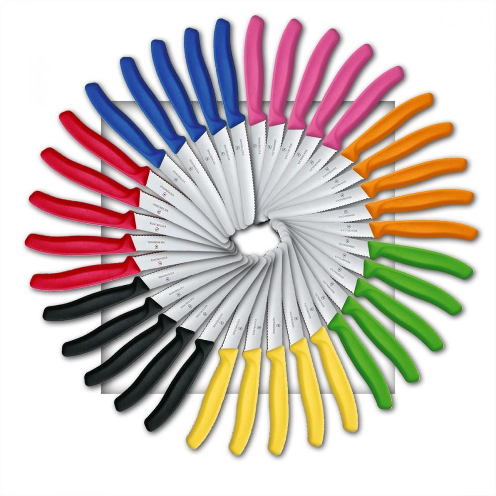 12 Victorinox Brötchenmesser und 1 Victorinox Sparschäler für 25 € inkl. VK (Rakuten - Masterpass Aktion)