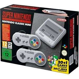 [eBay Plus] Super Nintendo Classic Mini SNES